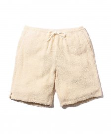 【30%OFF】ALMOND(アーモンド) PILE SHORTS (パイルショーツ) NATURAL