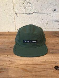 CAPTAINS HELM (キャプテンズヘルム) #TRADEMARK JET CAP (トレードマークジェットキャップ) OLIVE