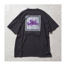 【残り1点】ANASOLULE (アナソルール) BlankGeneration T-Shirt(半袖Tシャツ) CharcoalBlack