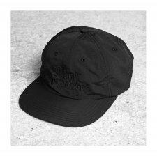【残り1点】ANASOLULE (アナソルール) BlankGeneration BB-Cap(ベースボールCAP) Black