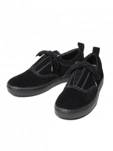 COOTIE (クーティー) Raza Lace Up Shoes(ラサレースアップシューズ)Black×White