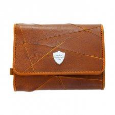GARNI(ガルニ) Insection Three Fold Wallet (インセクション スリーフォールドウォレット) BROWN