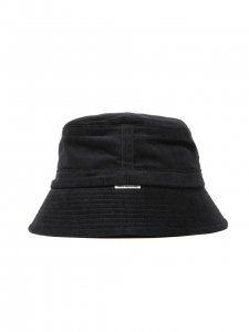 COOTIE (クーティー) Corduroy Leopard Bucket Hat(コーデュロイバケットハット) Black