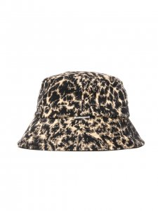 COOTIE (クーティー) Corduroy Leopard Bucket Hat(コーデュロイバケットハット) Leopard
