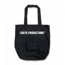 COOTIE (クーティー) Packable Tote Bag(パッカブルトートバッグ)BLACK