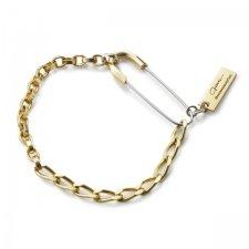 GARNI(ガルニ) Safety Pin Bracelet (セーフティーピンブレスレット) GOLD