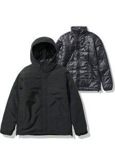 THE NORTH FACE (ザノースフェイス) Cassius Triclimate Jacket (カシウストリクライメイトジャケット) K (ブラック)