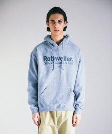 【残り1点】ROTTWEILER (ロットワイラー)G.W.P PARKA(プルオーバーパーカー) GRAY