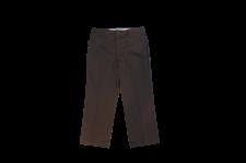 【21SS先行予約商品】WAX (ワックス) REDKAP work pants WAX custom (レッドキャップワークパンツ) BROWN
