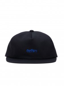 COOTIE (クーティー) Stretch Twill 5 Panel Cap(ストレッチツイルキャップ) Black×Blue