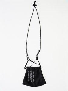 COOTIE (クーティー) Raza Mask Cord (マスクコード) BLACK