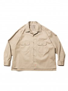 COOTIE (クーティー) T/C CPO Jacket (CPOジャケット) Beige