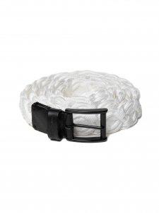 【残り1点】COOTIE (クーティー) Raza Mesh Belt (ラサメッシュベルト) White
