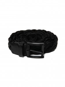 COOTIE (クーティー) Raza Mesh Belt (ラサメッシュベルト) Black