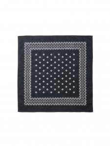 COOTIE (クーティー) CC-Bandana (Cotton) (バンダナ) Black