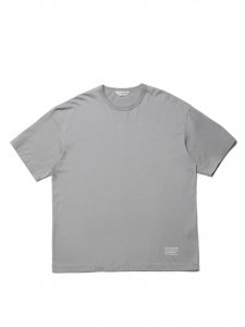 COOTIE (クーティー) Supima Cotton Relax Fit S/S Tee (スーピマコットンリラックスフィット半袖TEE) Gray