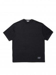 【残り1点】COOTIE (クーティー) Supima Cotton Relax Fit S/S Tee (スーピマコットンリラックスフィット半袖TEE) Black