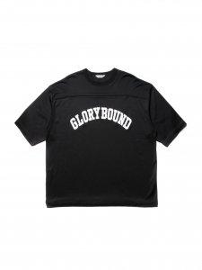 COOTIE (クーティー) R/C Football S/S Tee (フットボール半袖TEE)  Glory Bound