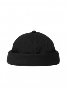 COOTIE (クーティー) Kersey Thug Cap (サグキャップ) Black
