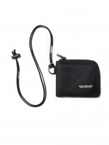 【残り1点】COOTIE (クーティー) Compact Nylon Wallet (コンパクトナイロンウォレット) Black