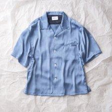 ANASOLULE (アナソルール) Relaxing Shirts(リラクシングシャツ) S.BLUE