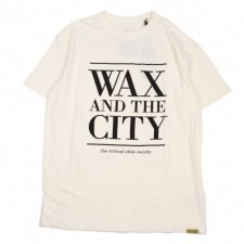 【40%OFF】TCSS (ティーシーエスエス) Wax Tee(プリント半袖TEE) White