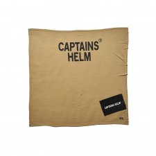 CAPTAINS HELM (キャプテンズヘルム) #ICE TOUCH BLANKET with POUCH(サマーブランケット) BEIGE