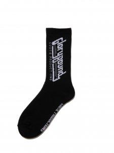 COOTIE (クーティー) Raza Socks (ラサソックス) Black