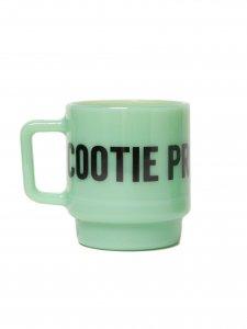 COOTIE (クーティー) Stacking Mug (マグカップ)  JADE-ITE×Black