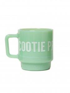 【残り1点】COOTIE (クーティー) Stacking Mug (マグカップ)  JADE-ITE×White