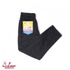 【残り1点】CookMan (クックマン) Chef Pants Black Leopard(シェフパンツ ブラックレオパード ) BLACK