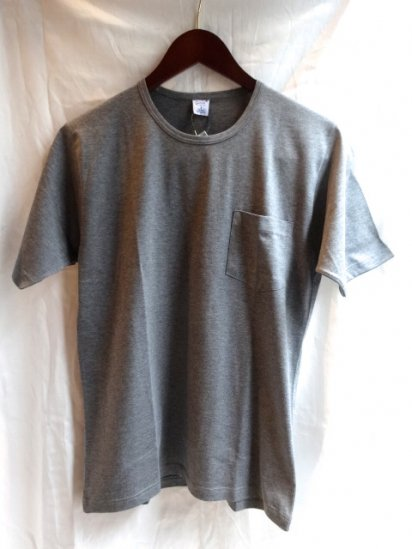Gicipi Pocket-T MADE IN ITALY Gray