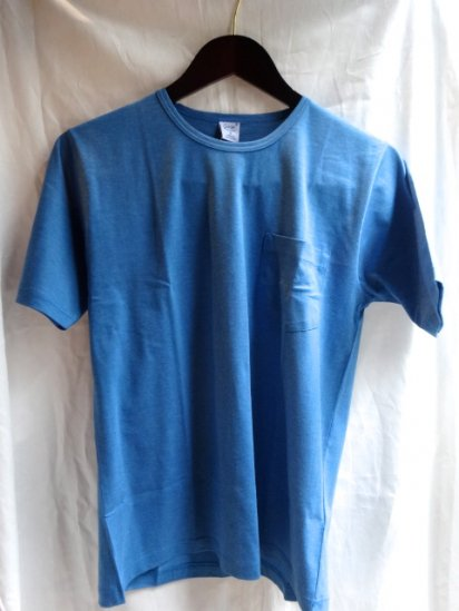 Gicipi Pocket-T MADE IN ITALY Blue