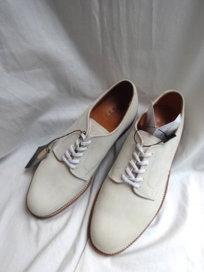80's Vintage Dead Stock LL BEAN WhiteBucks Shoes MADE IN U.S.A