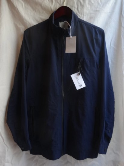 NIKE NSW Nylon Shirts Jacket Navy