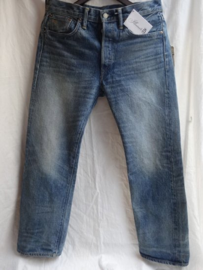 RRL STRAIGHT LEG Denim Pants Made in U.S.A