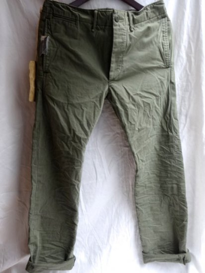 RRL Chino Pants Olive