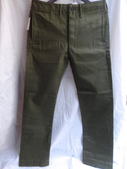 RRL Officer's Flat Pants