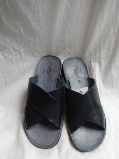 BRADOR Leather Sandal Made in Italy