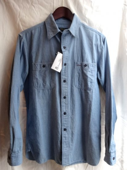 Ralph Lauren Chambray Work Shirts