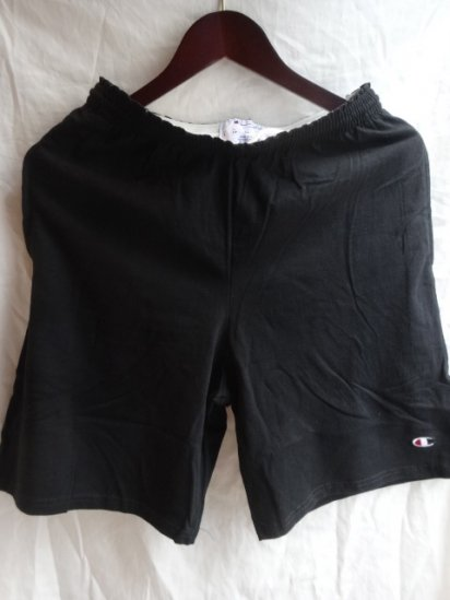Champion Jersay Shorts Black