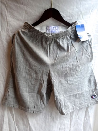 Champion Jersay Shorts Gray