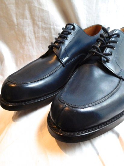 "Crockett & Jones ""WEXFORD"" Made in ENGLAND <Br>Navy"