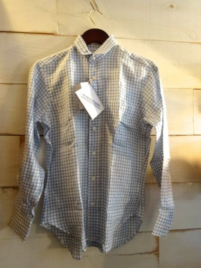 INDIVIDUALIZED SHIRTS Linen Check Shirts SALE!