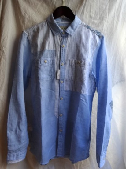 Jack Wills Patchwork Work Shirts
