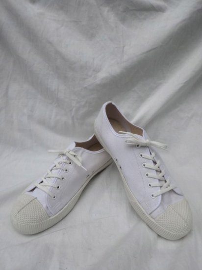 80's Vintage DAED STOCK British Military PT Shoes MADE IN ENGLAND D