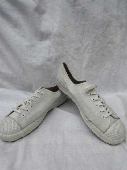 80's Vintage British Military PT Shoes MADE IN ENGLAND F