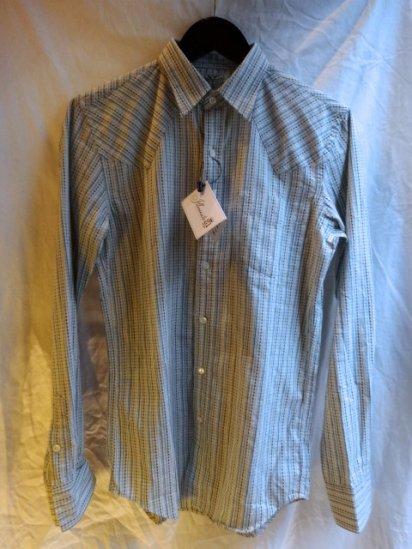 RRL Town Western Dress Shirts