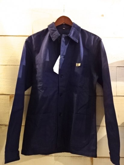 60's〜Vintage Dead Stock French Work Jacket