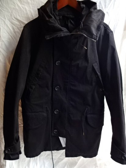 Ten c The Deck Parka Made in Italy SALE! 168,000→117,600+tax